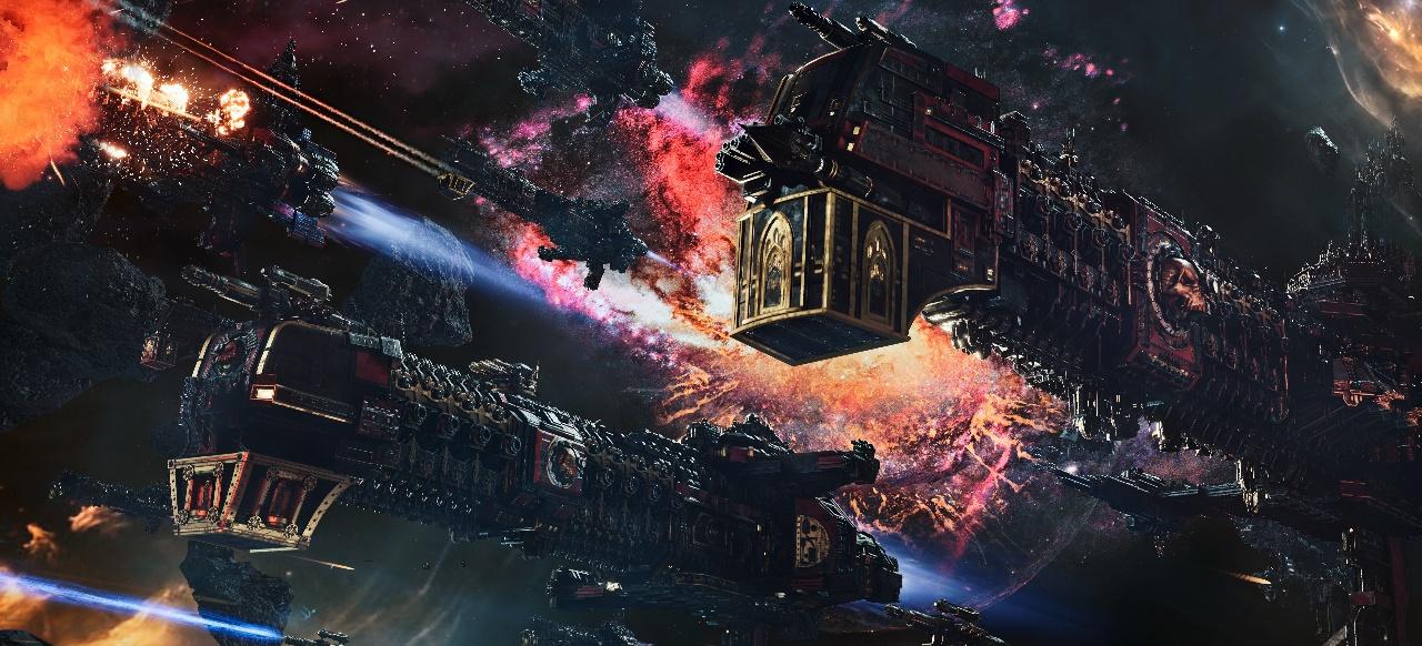 Battlefleet Gothic: Armada 2 (Taktik & Strategie) von Focus Home Interactive