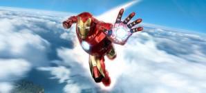 Superheld im VR-Höhenflug?