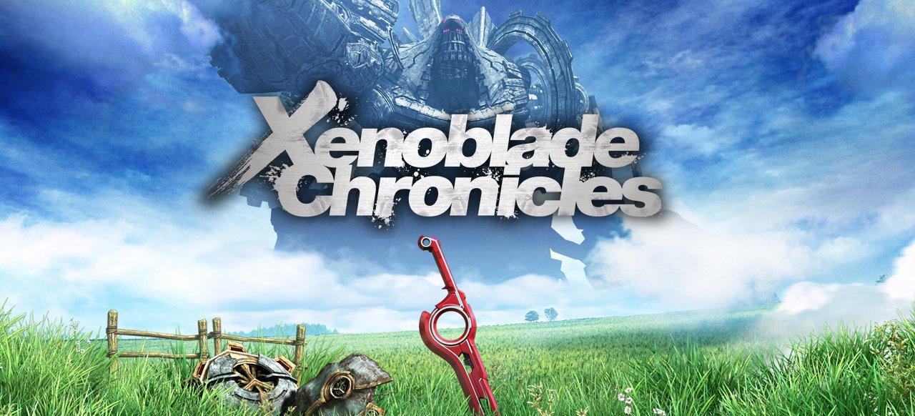 Xenoblade Chronicles (Rollenspiel) von Nintendo