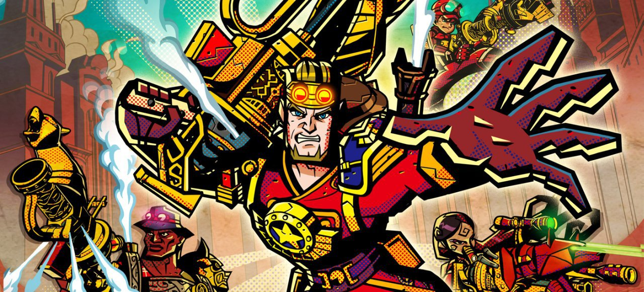 Code Name: S.T.E.A.M. (Strategie) von Nintendo