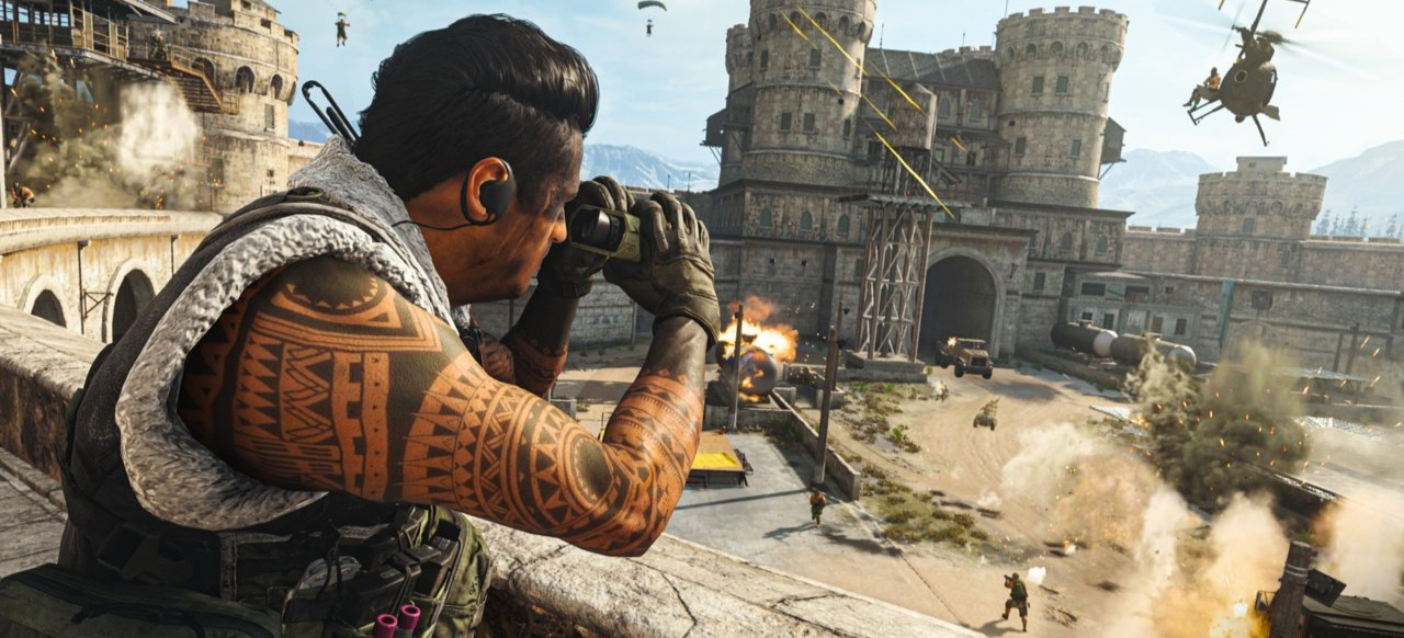 Call of Duty: Warzone (Shooter) von Activision