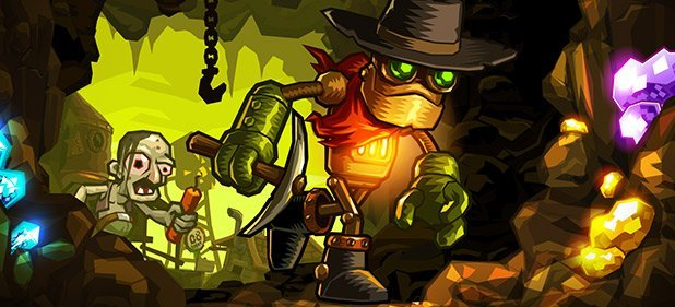 SteamWorld Dig (Geschicklichkeit) von Image & Form