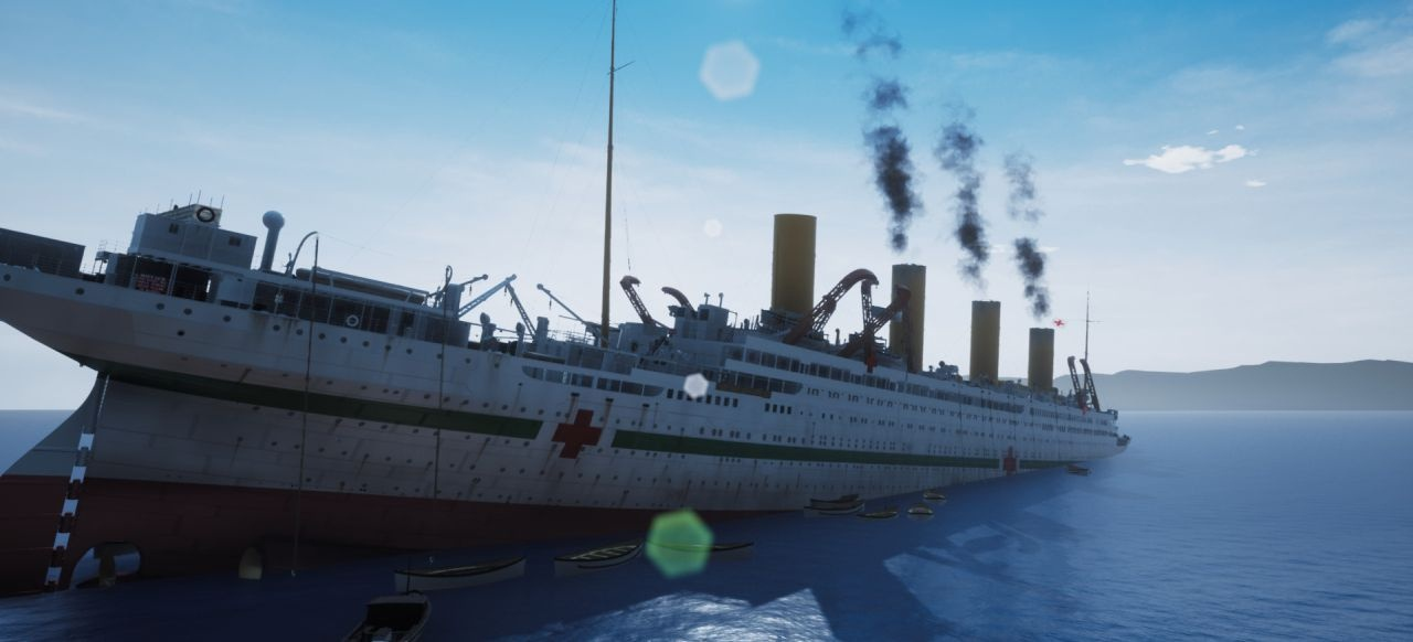 Britannic: Patroness of the Mediterranean (Adventure) von Vintage Digital Revival