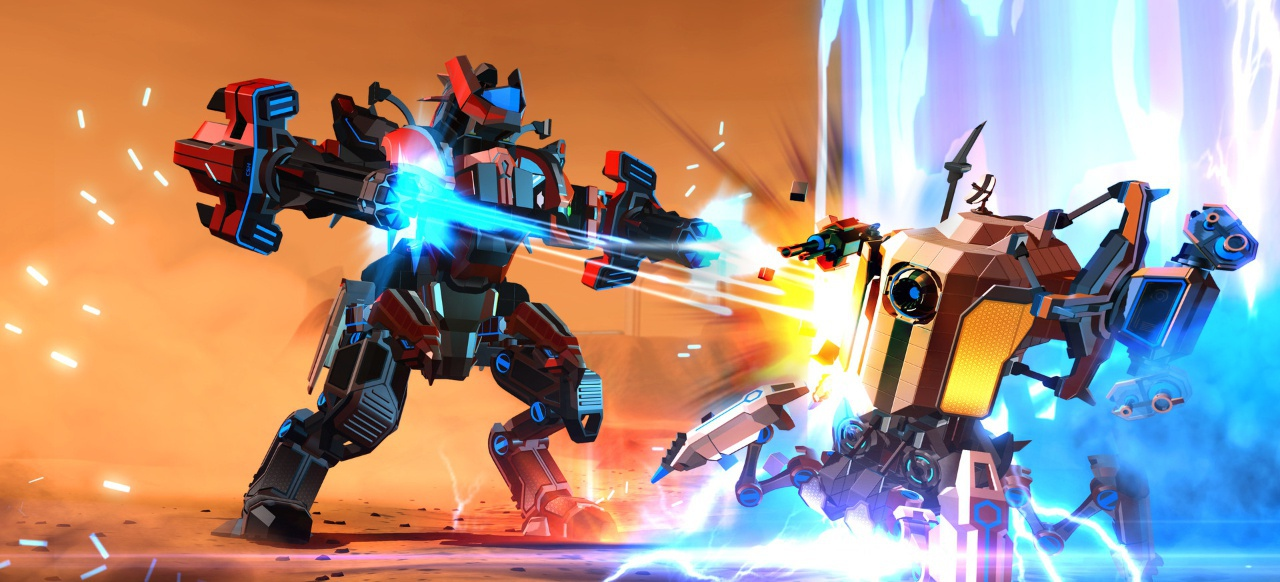Robocraft (Action) von Freejam