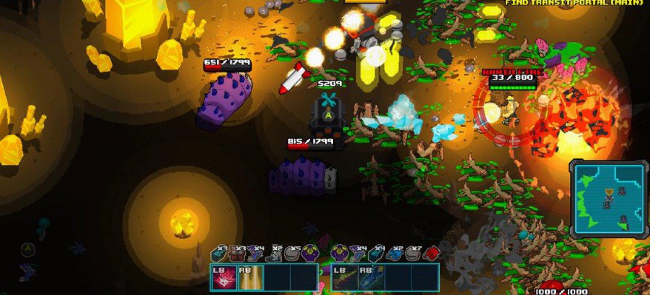 Rogue Continuum (Arcade-Action) von Surprise Attack Games