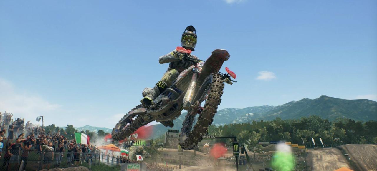 MXGP3 - The Official Motocross Videogame (Rennspiel) von Square Enix