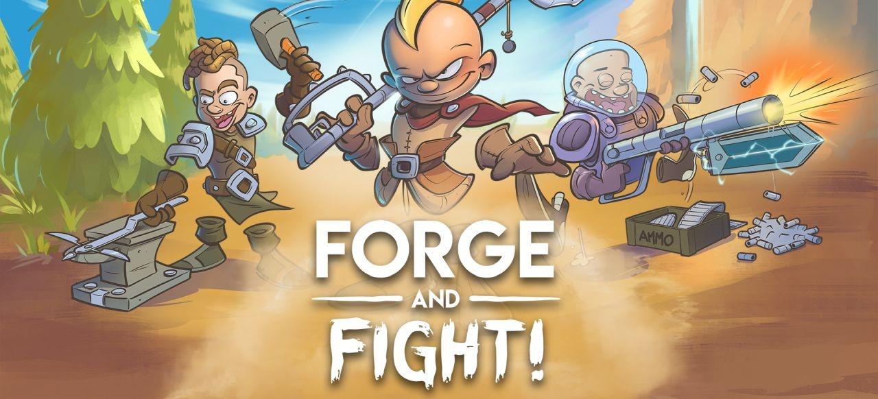 Forge and Fight! (Prügeln & Kämpfen) von Flamebait Games