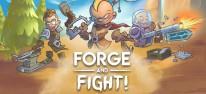 Forge and Fight!: Online-Kampfspiel mit verrückten Waffenkreationen macht sich für den Betatest bereit