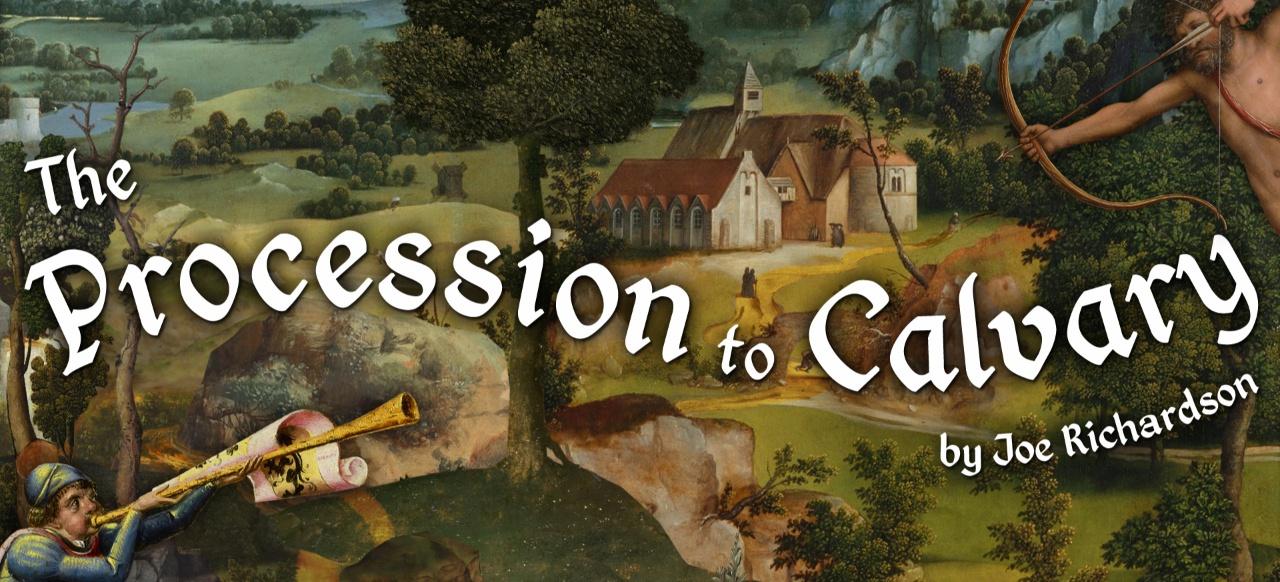 The Procession to Calvary (Adventure) von Joe Richardson / Superhot Presents / Digerati