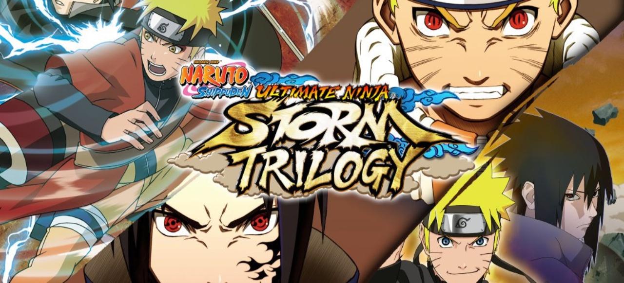 Naruto Shippuden: Ultimate Ninja Storm Trilogy (Action-Adventure) von Bandai Namco Entertainment Europe