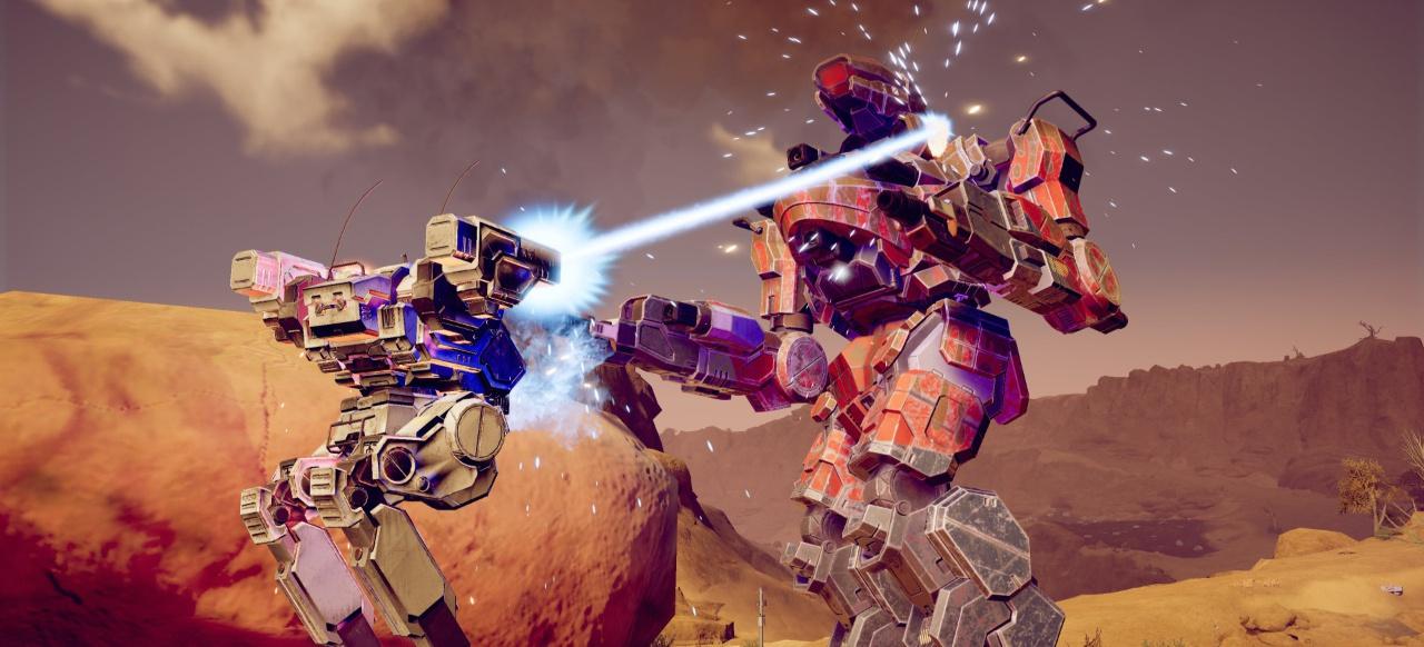 BattleTech: Heavy Metal (Taktik & Strategie) von Paradox Interactive