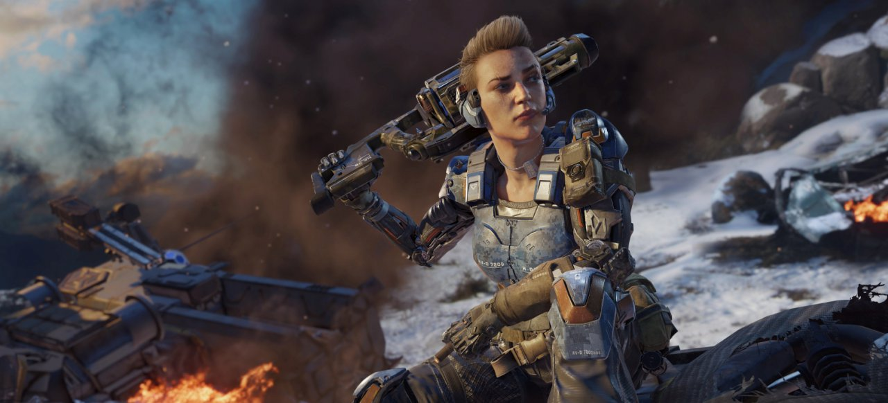 Call of Duty: Black Ops 3 (Shooter) von Activision Blizzard