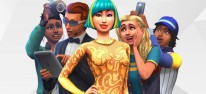 """Die Sims 4: Werde berühmt: Erweiterung mit Schauspielkarriere, VIP-Partys und """"Del Sol Valley"""""""