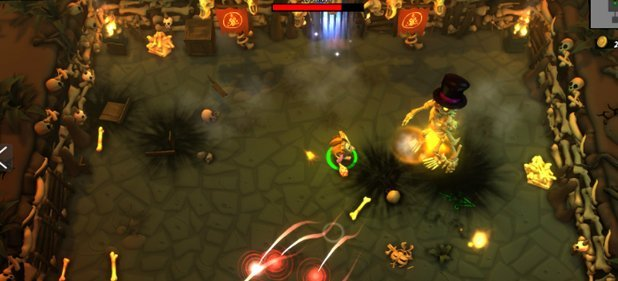 Full Mojo Rampage (Action) von Over the Top Games