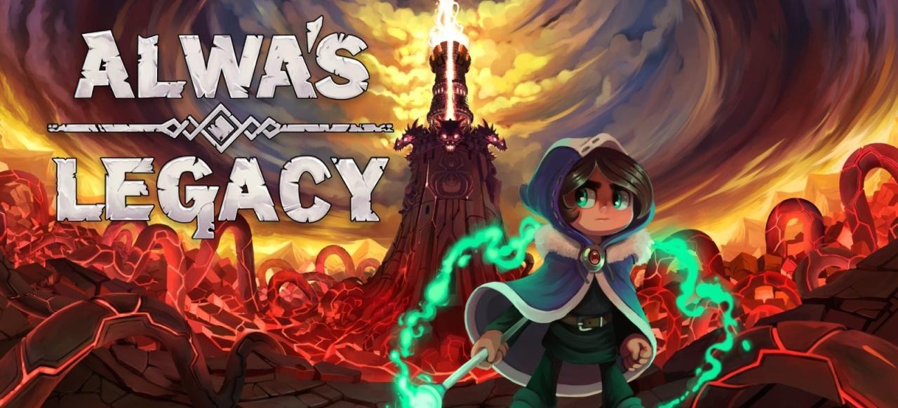 Alwa's Legacy (Plattformer) von Elden Pixels