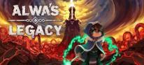 Alwa's Legacy: Magisches Metroidvania-Abenteuer gestartet