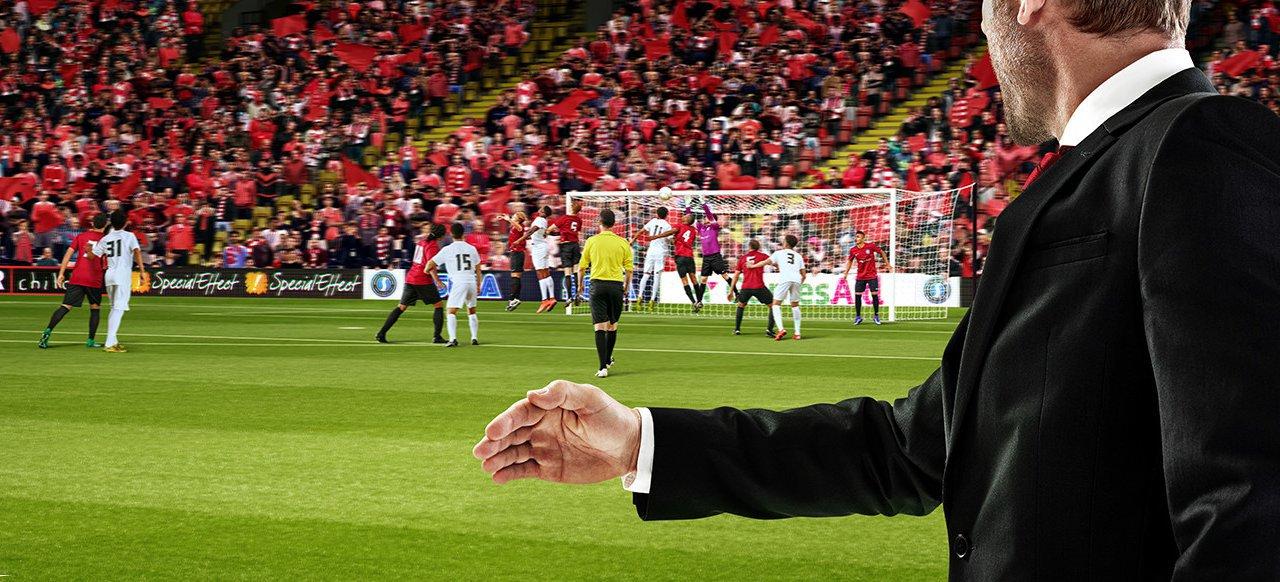Football Manager 2017 (Sport) von SEGA