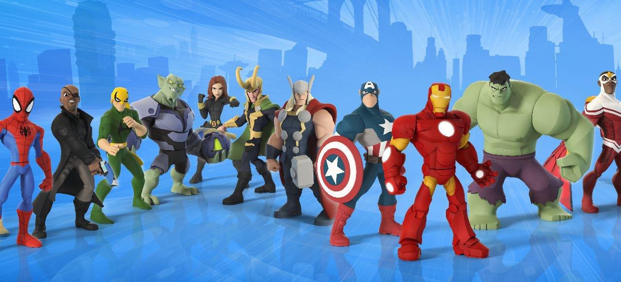 Disney Infinity 2.0: Marvel Super Heroes (Action-Adventure) von Disney Interactive
