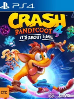 Alle Infos zu Crash Bandicoot 4: It's About Time (PC,PlayStation4,PlayStation5,Switch,XboxOne,XboxSeriesX)