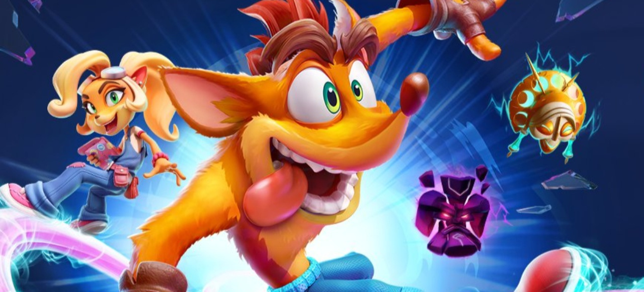 Crash Bandicoot 4: It's About Time (Plattformer) von Activision