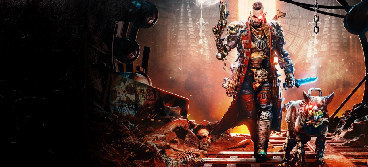 Necromunda: Hired Gun (Shooter) von Focus Home Entertainment