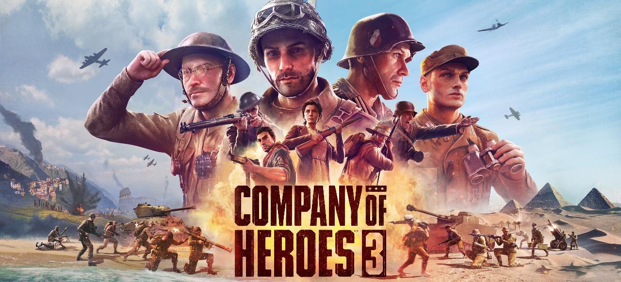 Company of Heroes 3 (Taktik & Strategie) von Sega