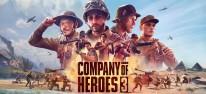 "Company of Heroes 3: Erstes Entwickler-Tagebuch und die ""CoH-Dev-Community"""
