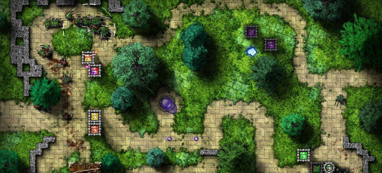 GemCraft - Frostborn Wrath (Taktik & Strategie) von Game in a Bottle