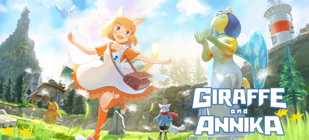 Giraffe & Annika: Anime-Abenteuer auf PC gestartet