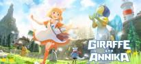 Giraffe and Annika: Anime-Abenteuer auf PC gestartet