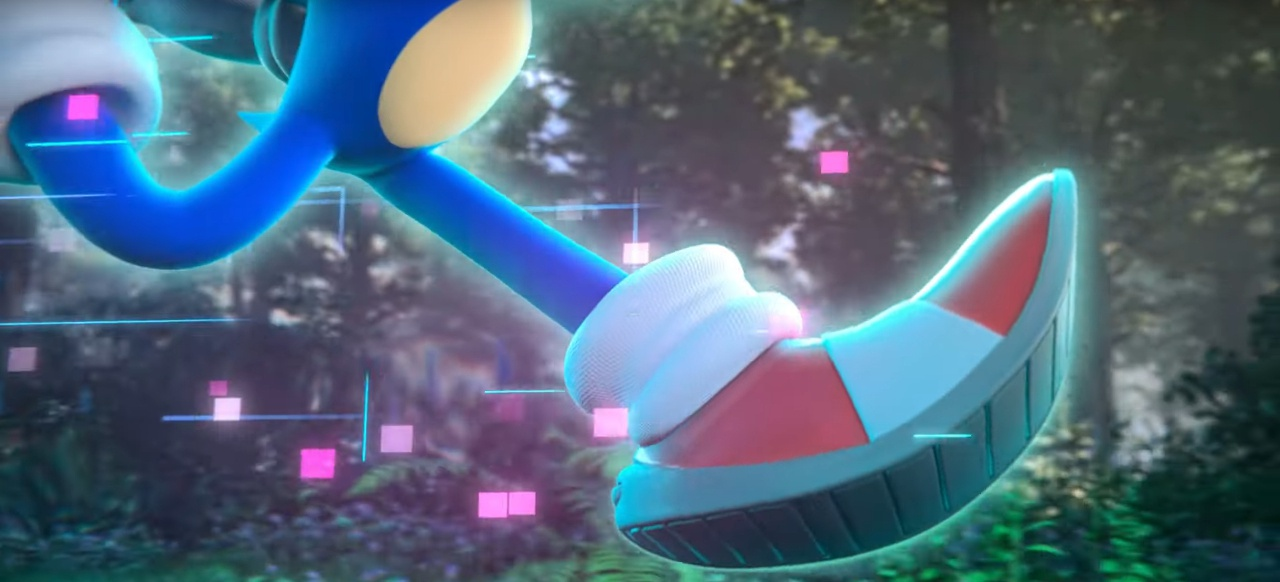 Neues Spiel des Sonic Teams (Projektname) (Plattformer) von Sega