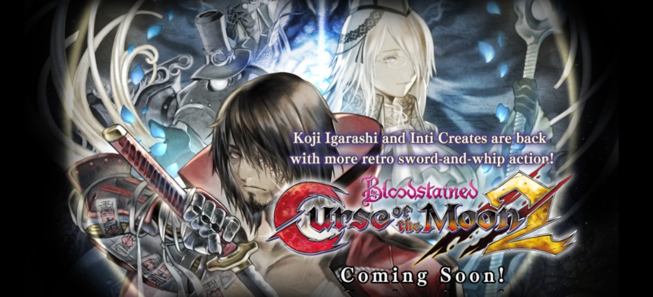 Bloodstained: Curse of the Moon 2 (Plattformer) von Inti Creates