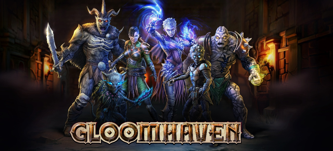Gloomhaven (Taktik & Strategie) von Feuerland Spiele / Asmodee Digital