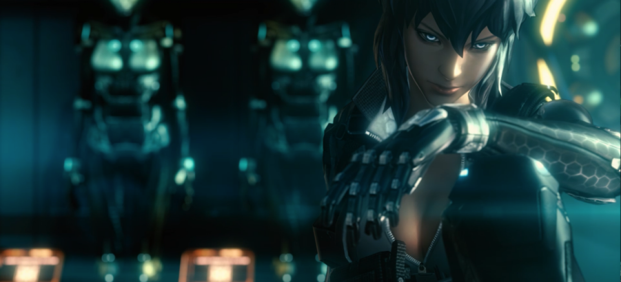 Ghost in the Shell: Stand Alone Complex - First Assault Online (Shooter) von Nexon