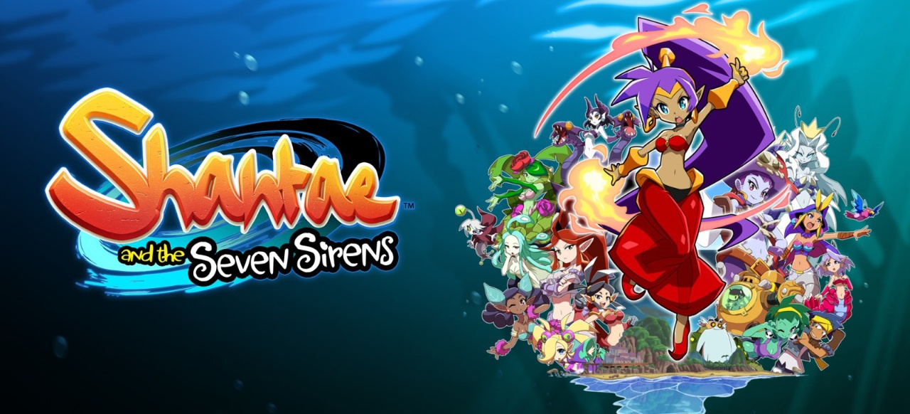 Shantae and the Seven Sirens (Plattformer) von WayForward