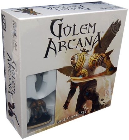 Alle Infos zu Golem Arcana (Spielkultur)