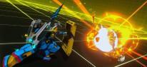 Garrison: Archangel: Kampfmechs betreten die Arena