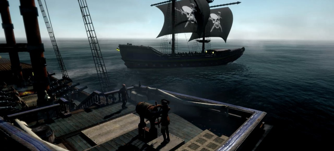 Man O' War: Corsair (Action-Adventure) von Evil Twin Artworks