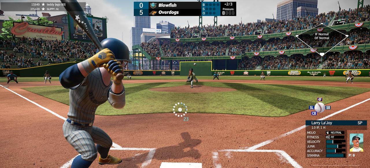 Super Mega Baseball 3 () von Metalhead Software Inc.