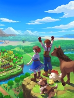 Alle Infos zu Harvest Moon: Eine Welt (PlayStation4,Switch)