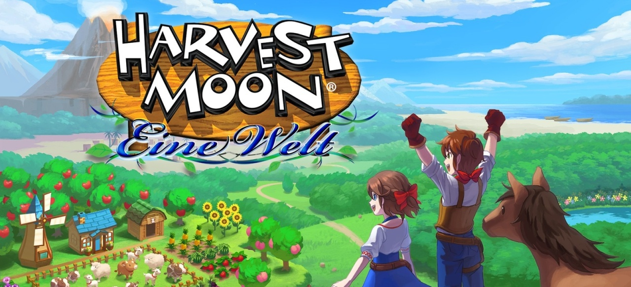 Harvest Moon: Eine Welt (Simulation) von Rising Star Games / Limited Run Games
