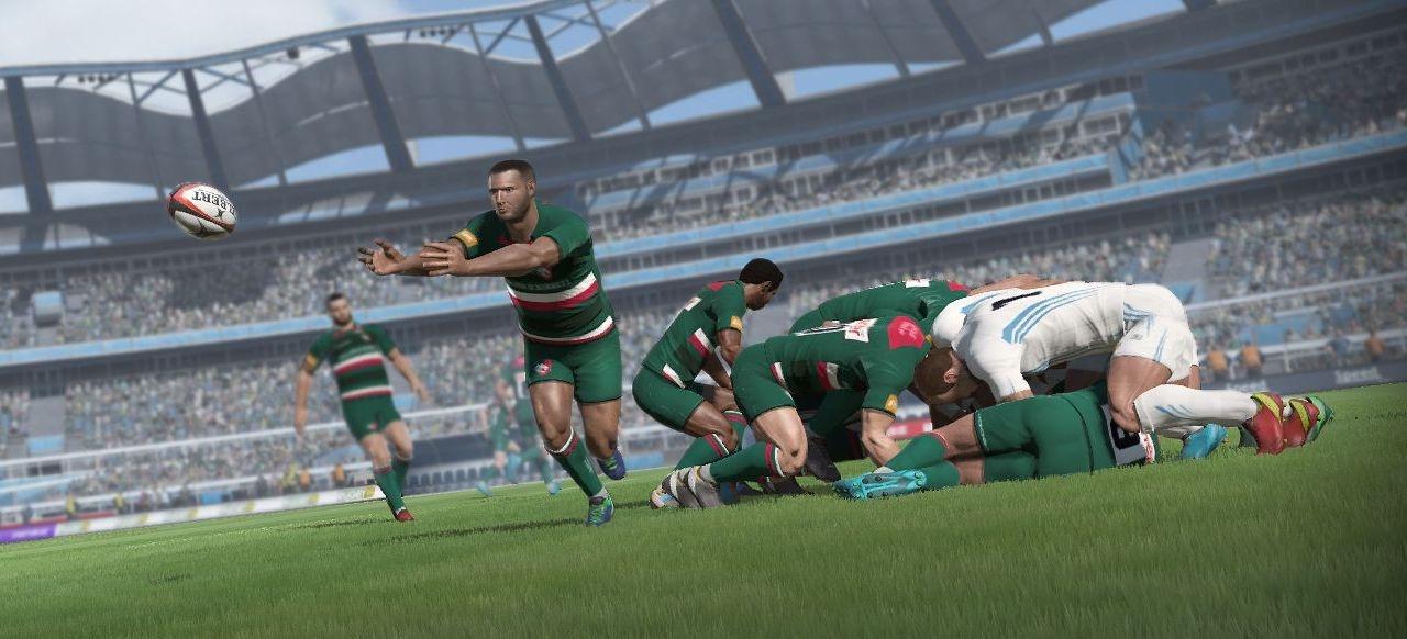 Rugby 18 (Sport) von Bigben Interactive