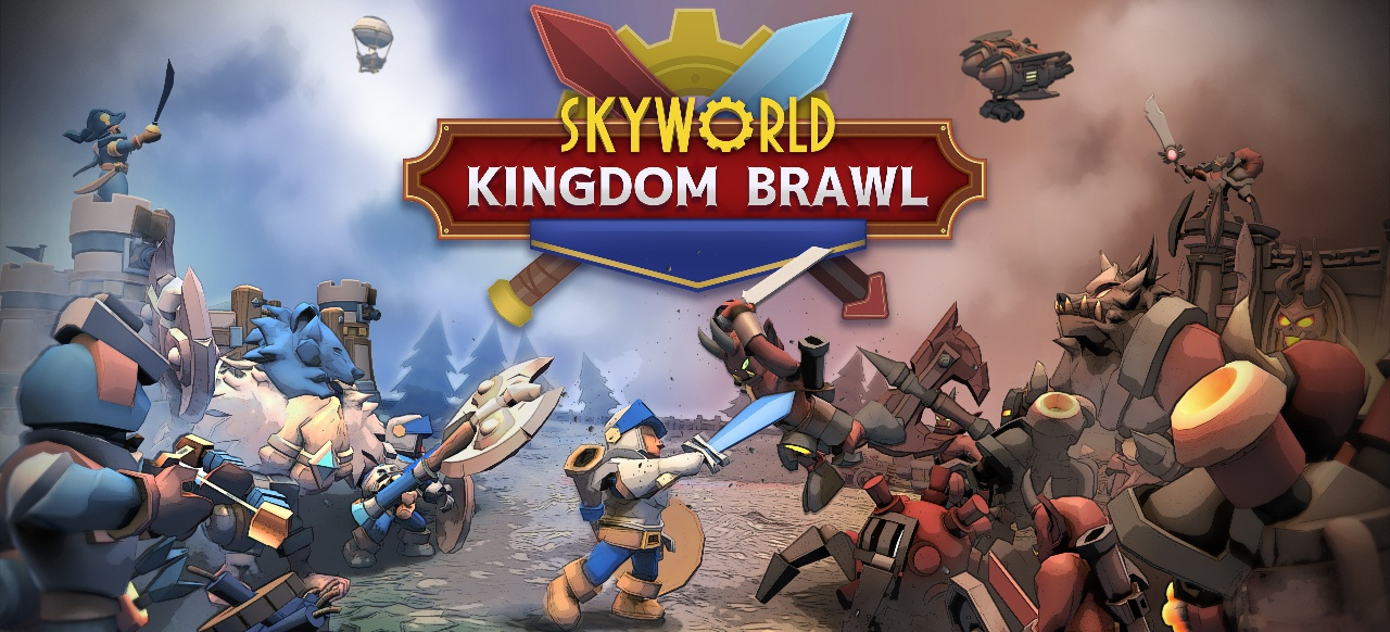 Skyworld: Kingdom Brawl (Strategie) von Vertigo Games