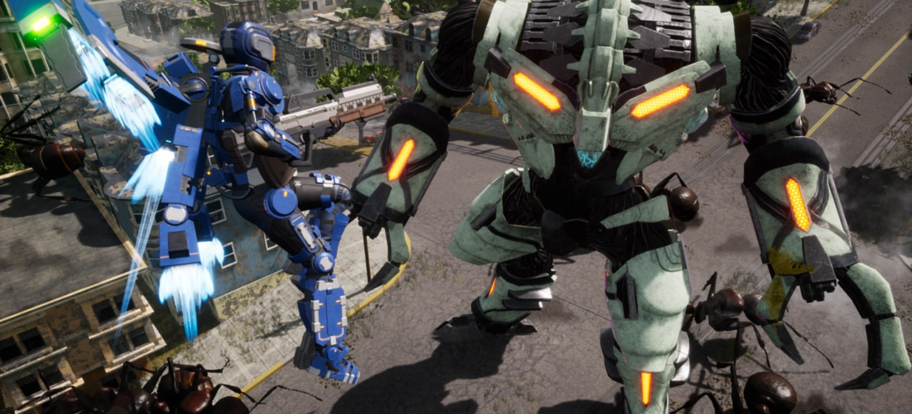 Earth Defense Force: Iron Rain (Shooter) von D3 Publisher