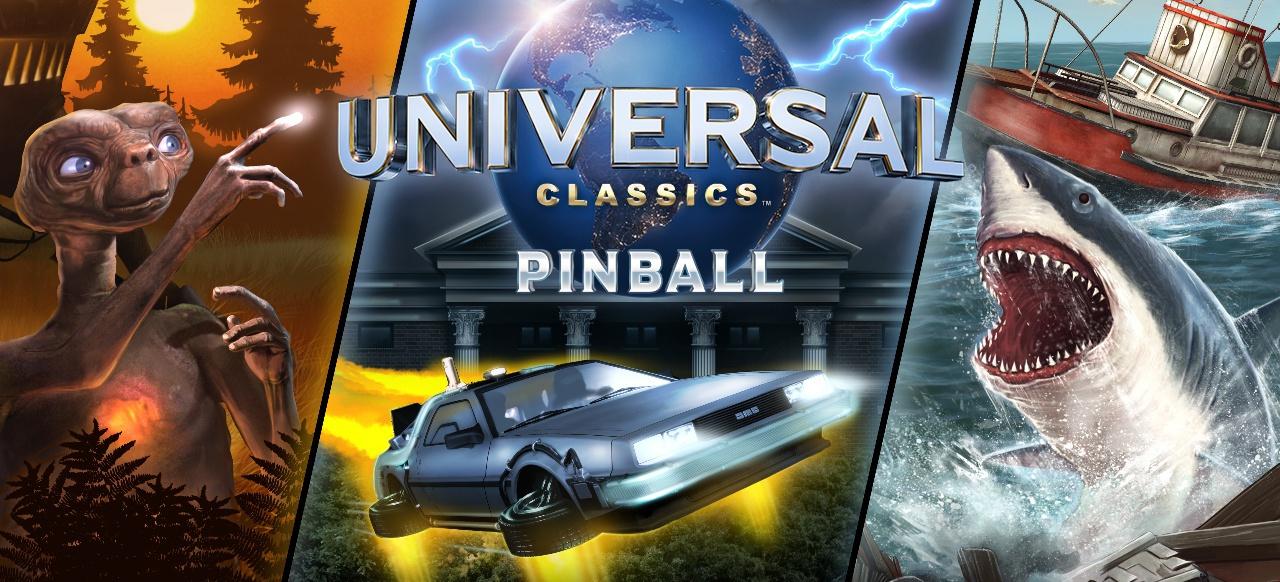 Universal Classics Pinball (Geschicklichkeit) von Zen Studios