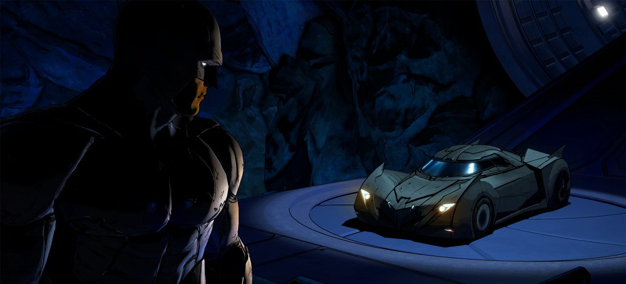 Batman: The Telltale Series - Episode 1: Realm of Shadows (Adventure) von Warner Bros. Interactive Entertainment