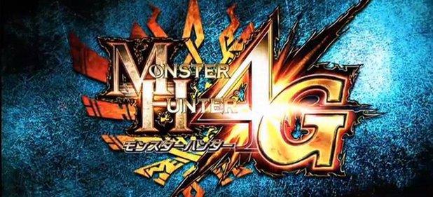 Monster Hunter 4G (Action) von Capcom
