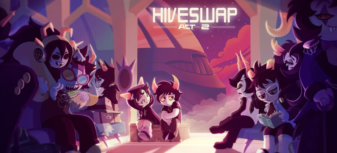 Hiveswap: Act 2 (Adventure) von What Pumpkin Games