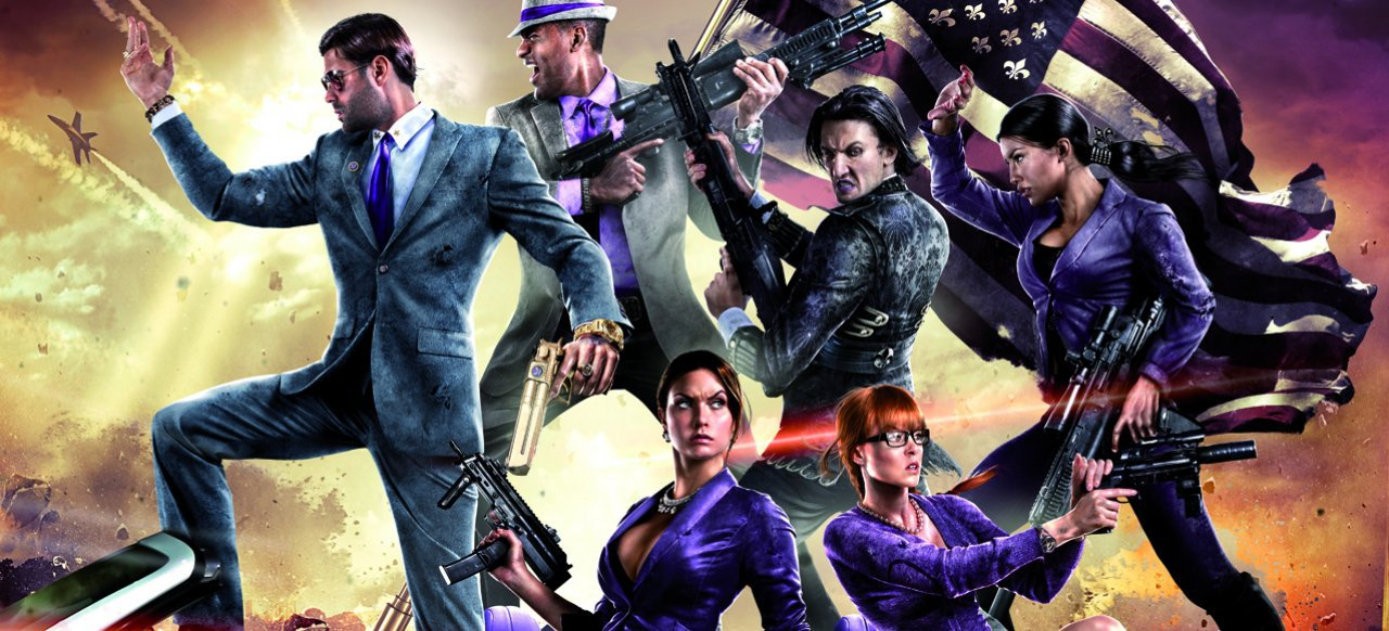 Saints Row 4 (Action-Adventure) von Deep Silver