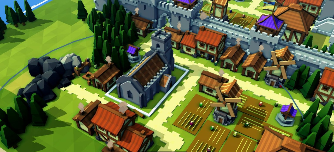 Kingdoms and Castles (Taktik & Strategie) von Lion Shield / FIG